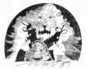a-lions
